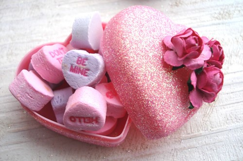 Friday Frolic #3 – Quickie ValentineIdeas